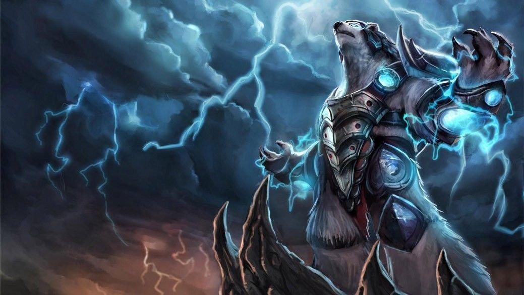 League Of Legends Game Art 32x24 Poster Decor