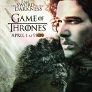 Game Of Thrones TV Show Art 32x24 Poster Decor