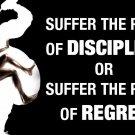 Bodybuilding Fitness Motivation Art 32x24 Poster Decor