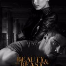 Beauty And The Beast TV Show Art 32x24 Poster Decor
