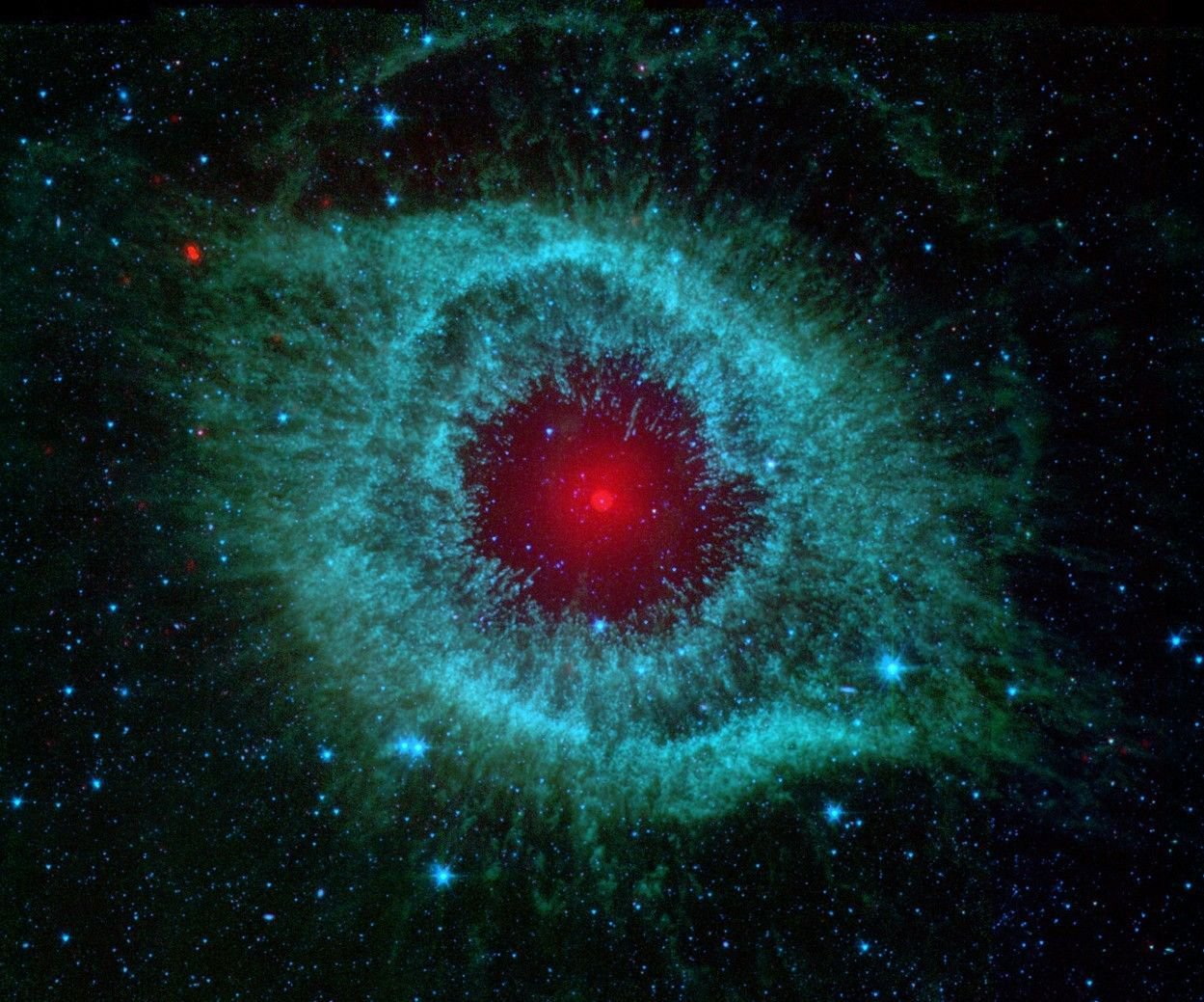 helix nebula diagram - HD 1249×1039