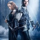 The Huntsman Winter S War Movie Art 32x24 Poster Decor