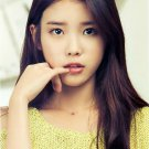 IU K Pop Art 32x24 Poster Decor
