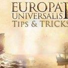 Europa Universalis Game Art 32x24 Poster Decor