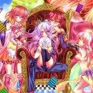 No Game No Life Anime Art 32x24 Poster Decor