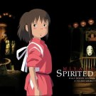Spirited Away Anime Art 32x24 Poster Decor