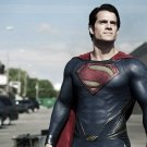 Henry Cavill Superman Actor Art 32x24 Poster Decor