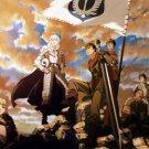 Berserk Ougon Jidai Hen Manga Anime Art 32x24 Poster Decor