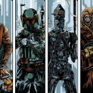 Star War Art 32x24 Poster Decor