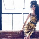 Amy Winehouse Music Star Art 32x24 Poster Decor