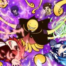 Assassination Classroom Anime Art 32x24 Poster Decor