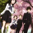 Hyouka Anime Art 32x24 Poster Decor