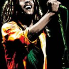 BOB MARLEY Nspirational Quote Art 32x24 Poster Decor