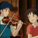 Whisper Of The Heart Anime Art 32x24 Poster Decor