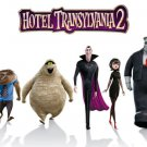 Hotel Transylvania 1 2 Movie Art 32x24 Poster Decor