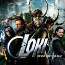 Thor 2 Loki The Dark World Movie Art 32x24 Poster Decor
