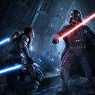 Darth Vader Star Wars Game Art 32x24 Poster Decor