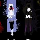 Rwby Anime Art 32x24 Poster Decor