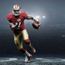 Colin Kaepernick Football Star Art 32x24 Poster Decor