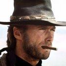 Clint Eastwood Actor Star Art 32x24 Poster Decor