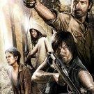 The Walking Dead Art Art 32x24 Poster Decor