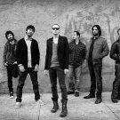 Linkin Park Rock Band Art 32x24 Poster Decor