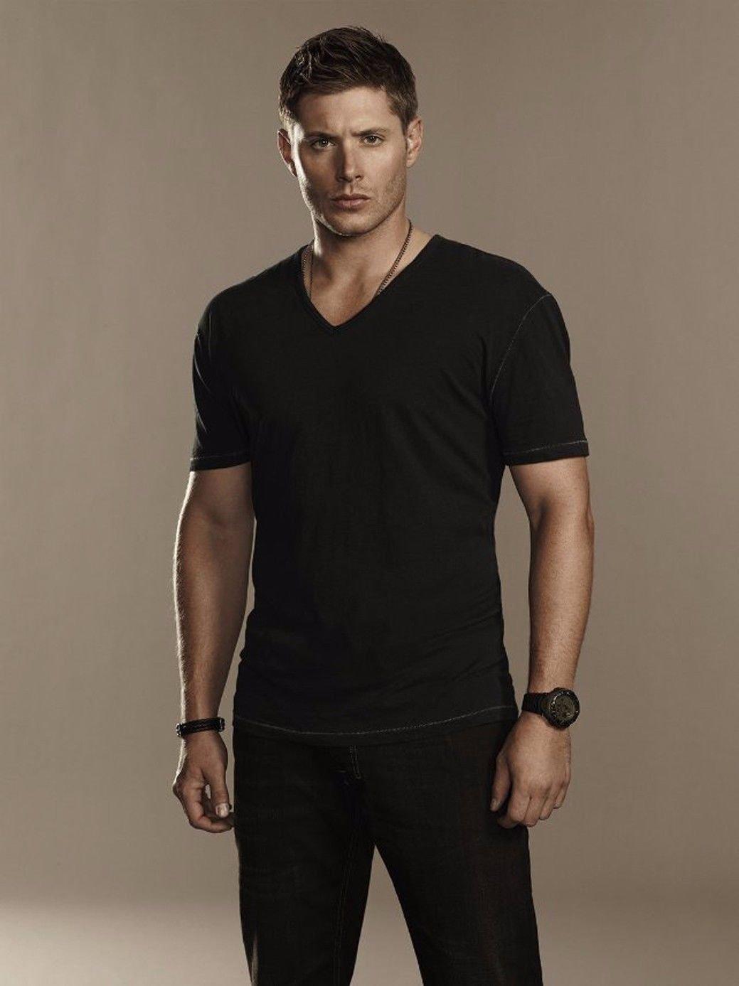 Jensen Ackles Actor Star Art 32x24 Poster Decor