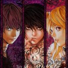 Death Note Anime Art 32x24 Poster Decor