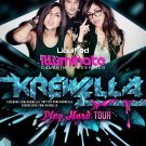 Krewella Music Band Group Art 32x24 Poster Decor