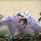 Monster Hunter Game Art 32x24 Poster Decor