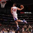 Blake Griffin Basketball Star Art 32x24 Poster Decor