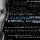 House MD Colour Pills TV Shows Art 32x24 Poster Decor