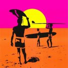 The Endless Summer Art 32x24 Poster Decor