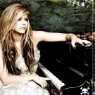 Avril Lavigne Music Star Art 32x24 Poster Decor