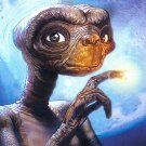 E T Science Fiction Movies Art 32x24 Poster Decor