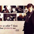 Sherlock TV Show Art 32x24 Poster Decor