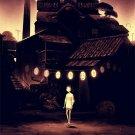 Spirited Away Anime Art 32x24 Poster Decor