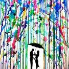 Marc Allante Water Colour Art 32x24 Poster Decor