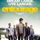 Entourage_Comedy Drama TV Series Art 32x24 Poster Decor