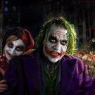 Harley Quinn Joker Art 32x24 Poster Decor