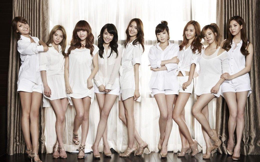 Girls Generation Women S Singing Group Art 32x24 Poster Decor