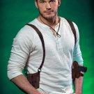 Chris Pratt Actor Star Art 32x24 Poster Decor