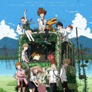 Digimon Adventure Tri Anime Art 32x24 Poster Decor