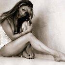 Jennifer Lopez Actor Star Art 32x24 Poster Decor
