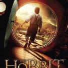 The Hobbit 1 2 3 Movie Art 32x24 Poster Decor