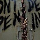 The Walking Dead TV Zombie Art 32x24 Poster Decor