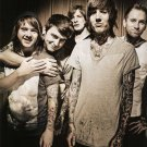 Bring Me The Horizon Deathcore Band Art 32x24 Poster Decor