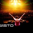 TIESTO DJ Trance Live Music Art 32x24 Poster Decor