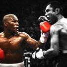 Floyd Mayweather Jr Boxer Art 32x24 Poster Decor