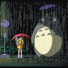 My Neighbor Totoro Animation Art 32x24 Poster Decor